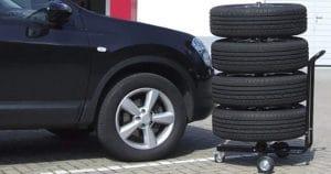 Comparatif pour choisir le meilleur support de rangement pour pneu
