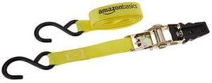 Test et avis sur la sangle à cliquet Amazon Basics