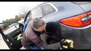 faire briller sa voiture sans polish