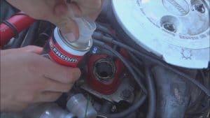 etapes pour colmater fuite radiateur voiture