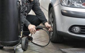 mon pneu se dégonfle tout seul