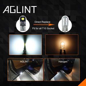 Ampoule pour plaque d'immatriculation LED Aglint
