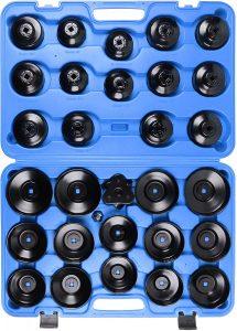 Coffret de clés pour filtre à huile Slpro