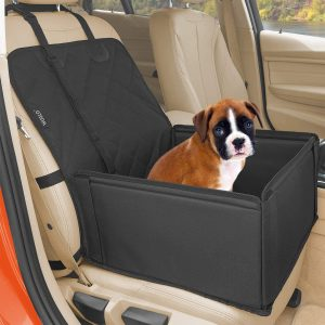 Siège auto pour chien ultra stable Wuglo