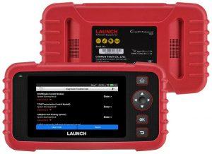 Valise diagnostic Launch CRP123X