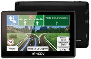 GPS pas cher Mappy Iti E438T