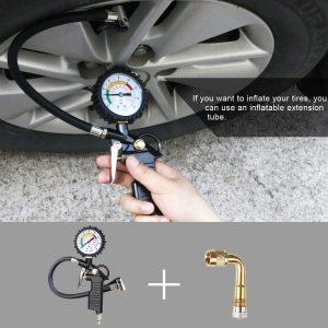 manomètre à pneu
