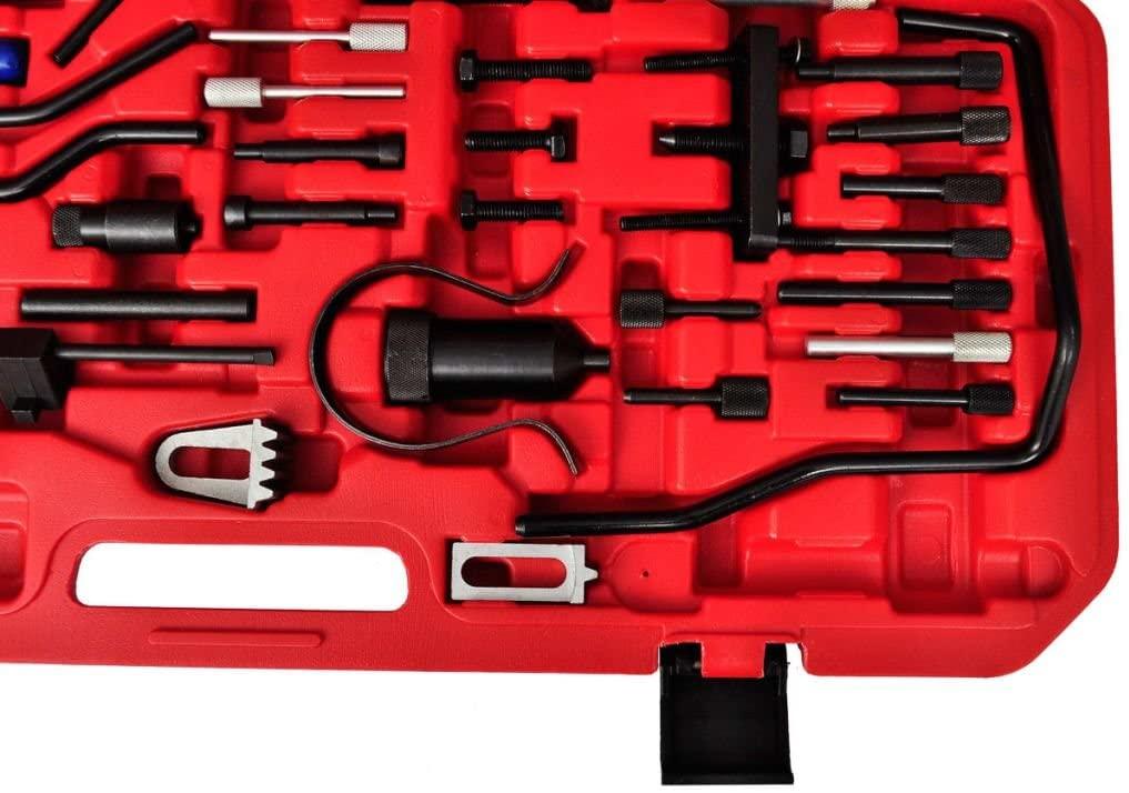 L'ensemble d'outils de calage VidaXL