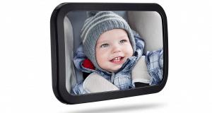 Comparatif pour choisir le meilleur rétroviseur voiture bébé