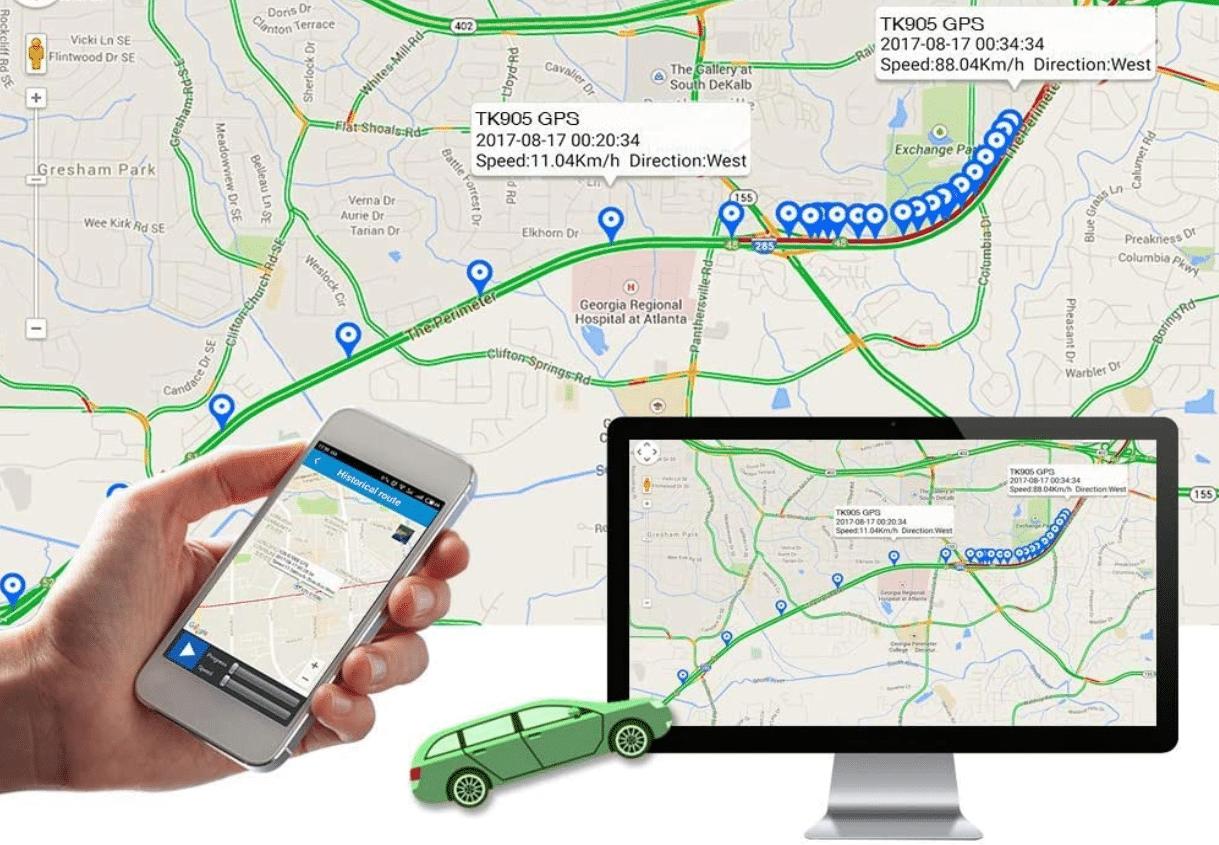 Meilleur traceur GPS sans abonnement