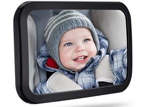 Test et avis sur le rétroviseur voiture bébé Omorc