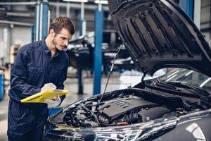 assurer le bon entretien de votre véhicule
