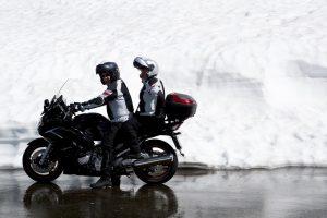 équipements indispensables d'un motard
